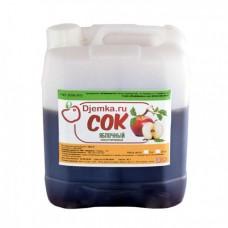 Сок яблочный концентрированный (2,5-2,8%) 5кг