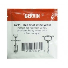 Винные дрожжи Gervin Red Fruit Wine GV-11 5гр