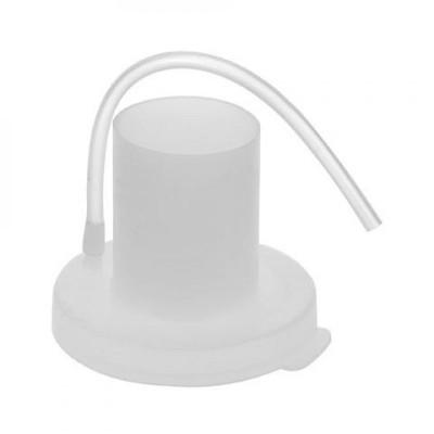 Крышка-Гидрозатвор на банку с трубкой