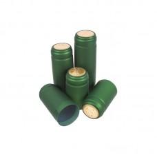 Термоколпачек для винных бутылок. Зеленый