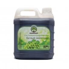 Виноград белый. Сок концентрированный 70% 5,5кг (канистра)