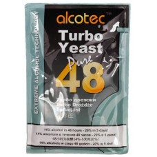 Спиртовые дрожжи Alcotec 48 Pure