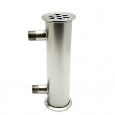 Дефлегматор трубчатый (7 ниток/ D-12мм/длинна 20см/ выход 1/4) DN-2,0