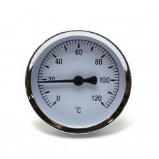 Термометр биметаллический ТБП-63 (без гильзы) d-9мм