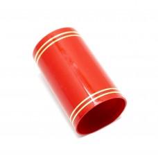 """Колпачок для бутылки """"ГУАЛА"""" красный"""
